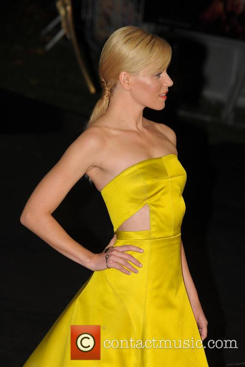 elizabeth banks the world premiere of hunger 3948797