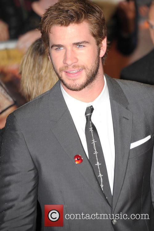 Liam Hemsworth, Odeon Leicester Square