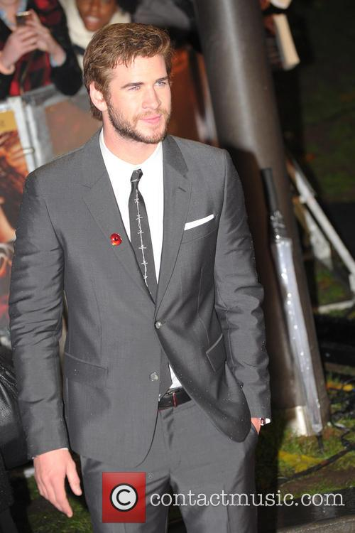 liam hemsworth the world premiere of hunger 3948811