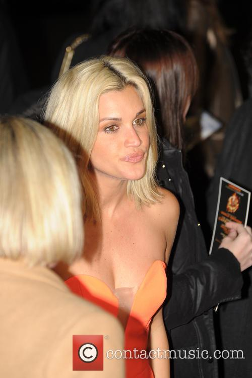 ashley roberts the world premiere of the 3948819