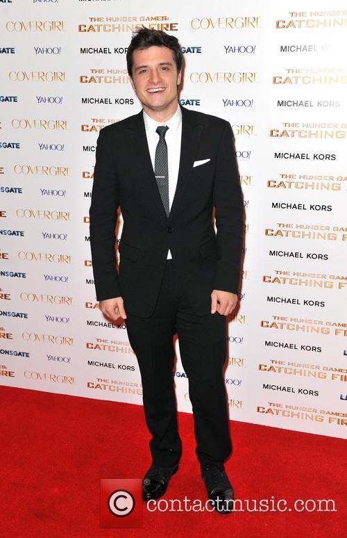 Josh Hutcherson, Odeon Leicester Square