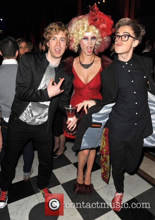 Tom Fletcher and James Bourne 2