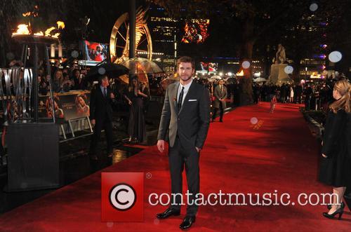 Liam Hemsworth, Odeon Leicester Square