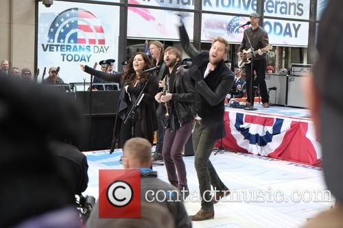 lady antebellum the today show in new 3948229