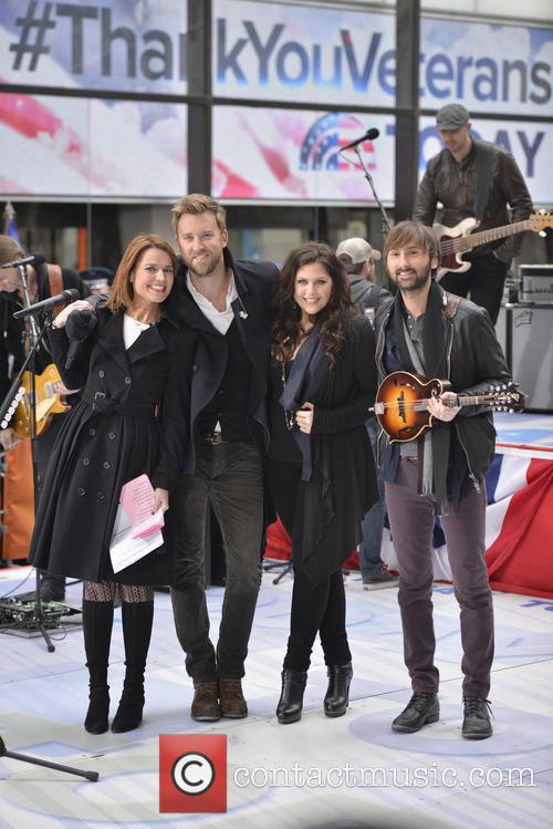 The Today show in New York