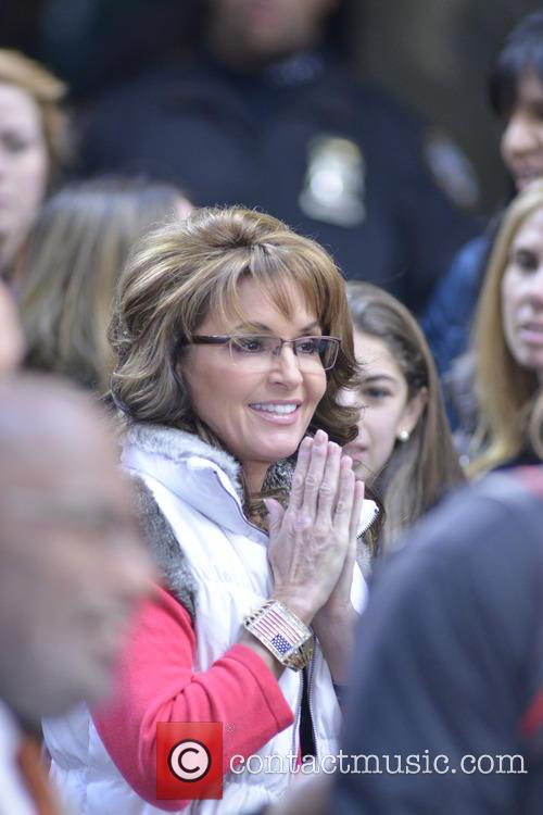 sarah palin the today show in new 3948244