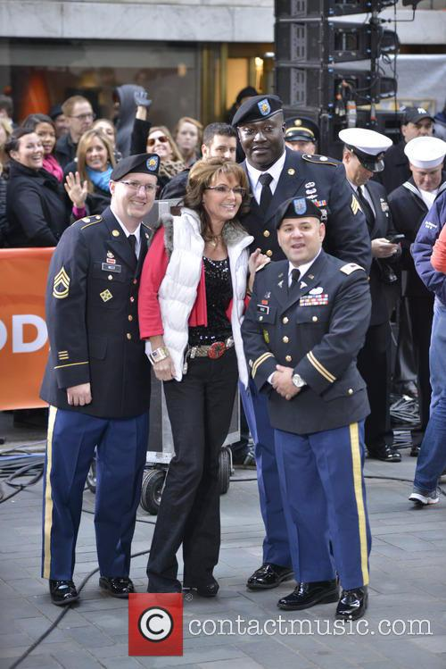 sarah palin the today show in new 3948283