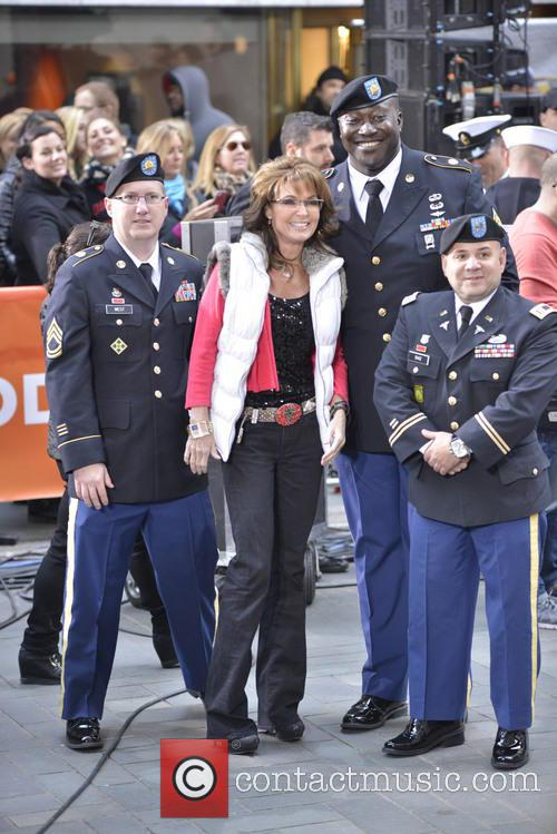 sarah palin the today show in new 3948285