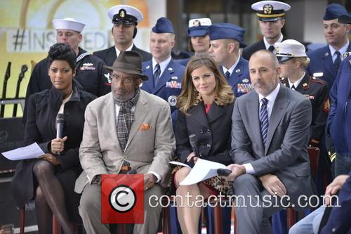 Tamron Hall, Al Roker, Natalie Morales and Matt Lauer 2
