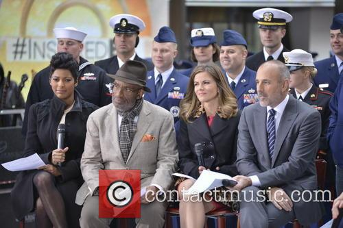 Tamron Hall, Al Roker, Natalie Morales and Matt Lauer 3
