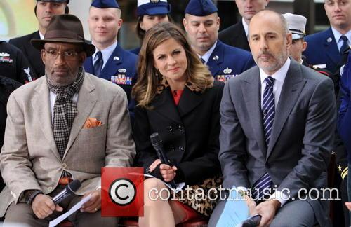 Al Roker, Savannah Guthrie and Matt Lauer 5