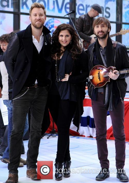 Lady Antebellum, The Today Show