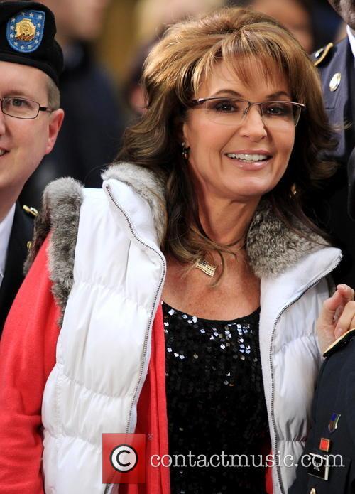 Sarah Palin on The Today Show, November 2013