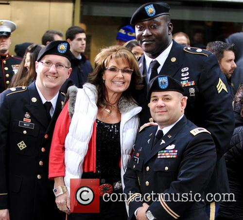 Sarah Palin, The Today Show