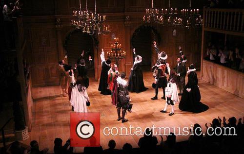 Twelfth Night Opening Night Curtain Call
