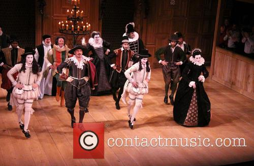 Samuel Barnett, Mark Rylance and Cast 1