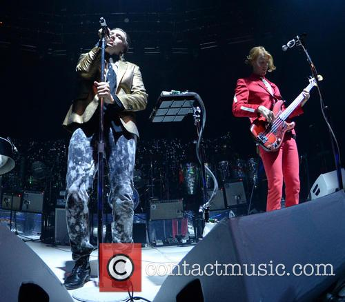 Win Butler and Arcade Fire 3
