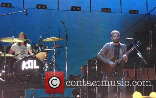 caleb followill children in need rocks concert 3950364