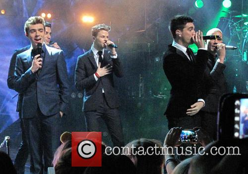 Siva Kaneswaran, Jay Mcguiness, Tom Parker, Max George and Nathan Sykes 7