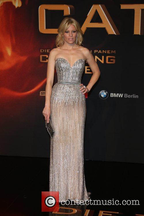 elizabeth banks german premiere the hunger games 3950489