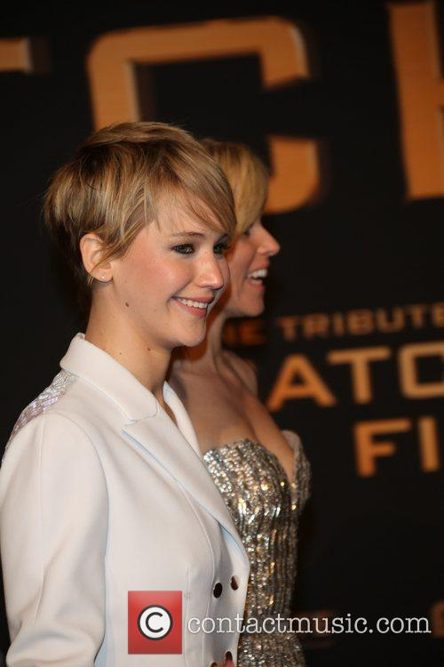 German Premiere 'The Hunger Games: Catching Fire'