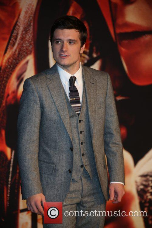 josh hutcherson german premiere the hunger games 3950481