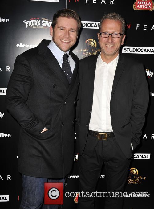 Allen Leech and Jeremy Lovering 5