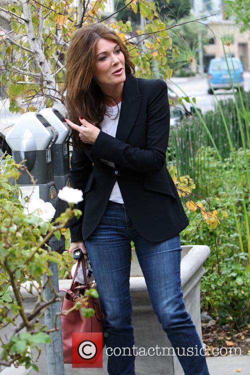Lisa Vanderpump In Los Angeles