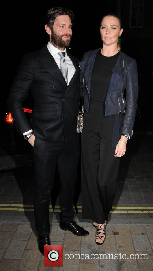 Jodie Kidd and David Blakeley 2