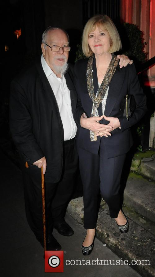 Sir Peter Blake and Lady Blake 1