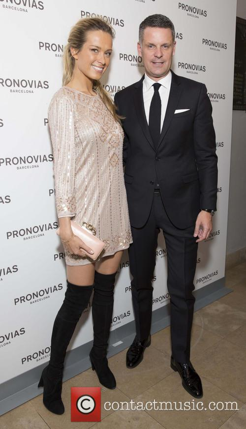 Petra Nemcova and Manuel Ehrensperger 2