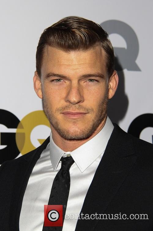 Alan Ritchson, The Ebell Club