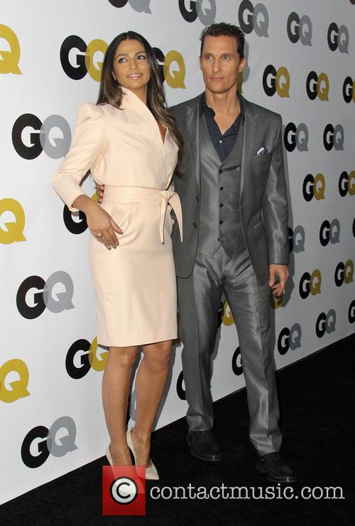 Camila Alves and Matthew Mcconaughey 3