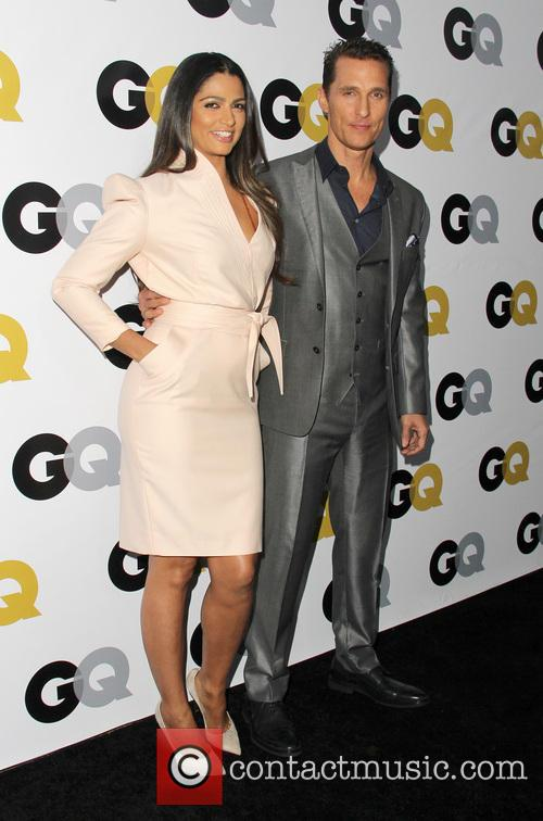 Camila Alves and Matthew Mcconaughey 7