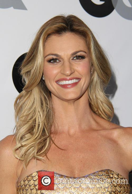 Erin Andrews, GQ Men of the Year