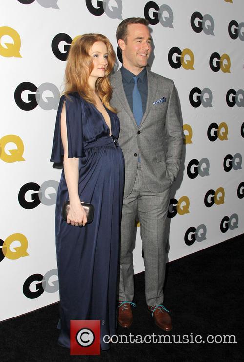 Kimberly Van Der Beek and James Van Der Beek 2