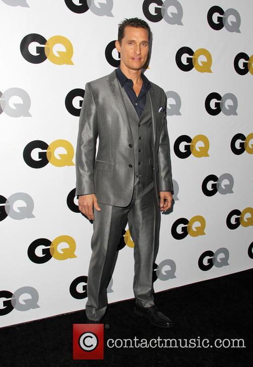 Matthew McConaughey GQ