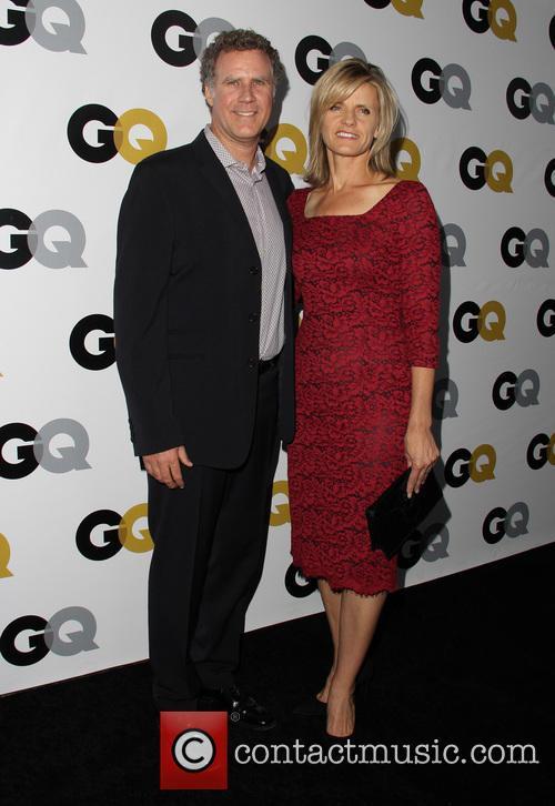 Will Ferrell and Viveca Paulin 3