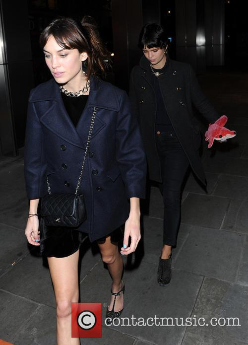 Alexa Chung and Pixie Geldof 3