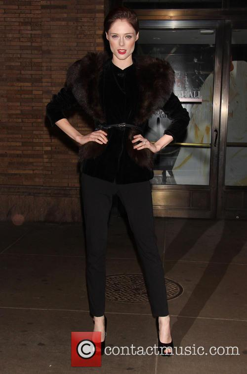 Glamour 2013 Women Of the Year-Outside Arrivals