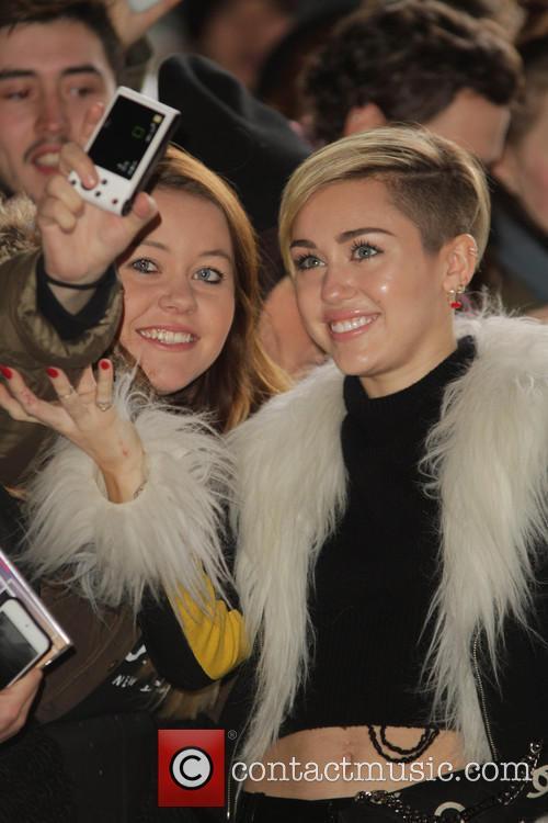Celebrities seen at the BBC Radio 1 studios.