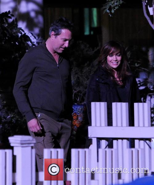 Jennifer Lopez and John Corbett 3
