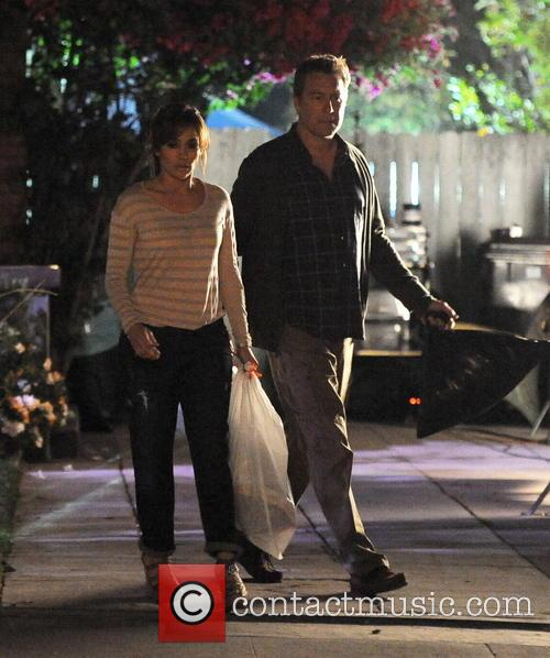 Jennifer Lopez and John Corbett 10
