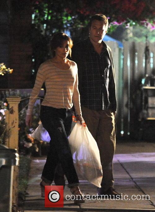 Jennifer Lopez and John Corbett 11