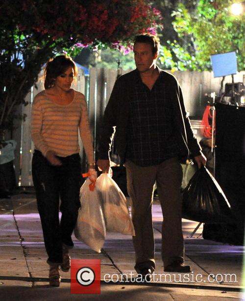 Jennifer Lopez and John Corbett 13