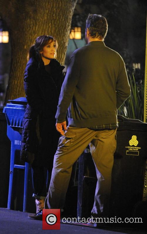 Jennifer Lopez and John Corbett 21