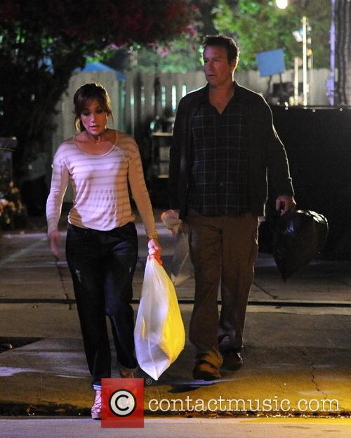 Jennifer Lopez and John Corbett 23