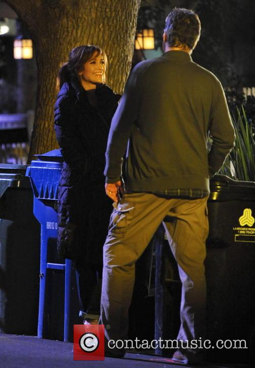 Jennifer Lopez and John Corbett 29