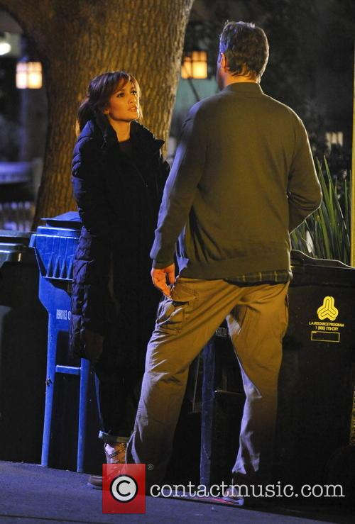 Jennifer Lopez and John Corbett 31