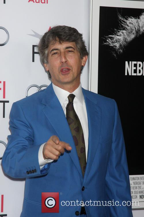 Alexander Payne, TLC Chinese Theater